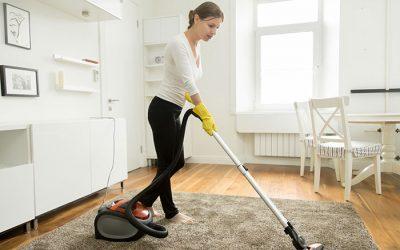 Колко често трябва да се почиства килимът у дома